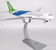 Comac C919 House / Demo Livery Diecast Collectors Model Scale 1:100 AF1-0104 E